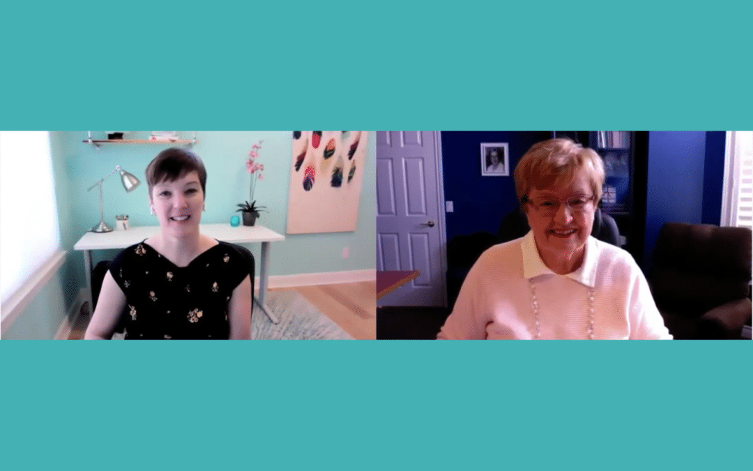 That time when my mother interviewed me about writing a book