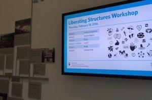 Liberating Structures agenda