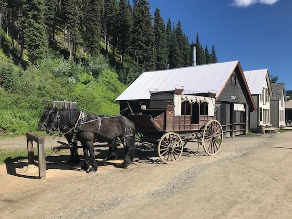 Learning at Barkerville Historic Town