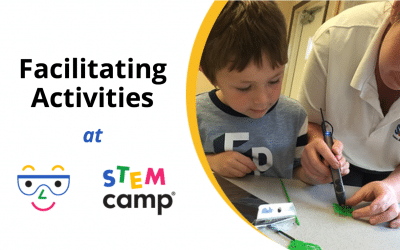 E-learning course example: Facilitating Activities at STEM Camp