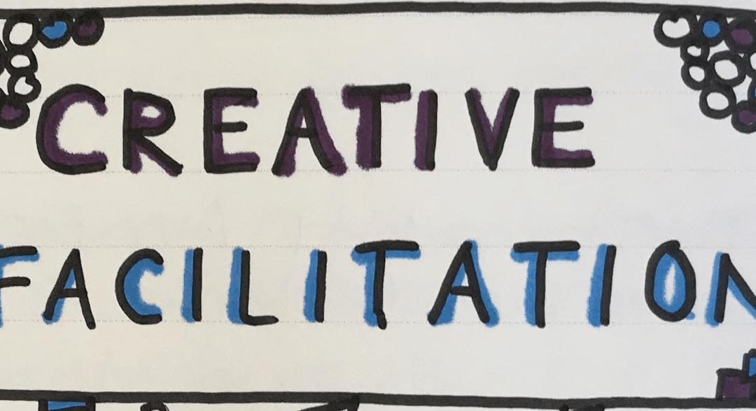 Taking the Creative Facilitation workshop